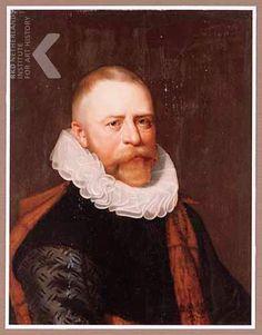 Jan Anthonisz van Ravesteyn, Portrait of Rombout Hogerbeets (1561-1625), dated 1611, Auction Christie's New York (2006)