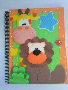 Paper Bag Crafts, Foam Crafts, Diy And Crafts, Crafts For Kids, Arts And Crafts, Cartoon Pics, Nature Crafts, Classroom Decor, Safari