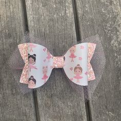 Newborn Bows, Baby Bows, Baby Flower Headbands, Tulle Bows, Toddler Bows, Bow Accessories, Leather Bow, Glitter Fabric, Ballet Dancers