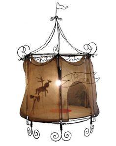 child's room pendant light