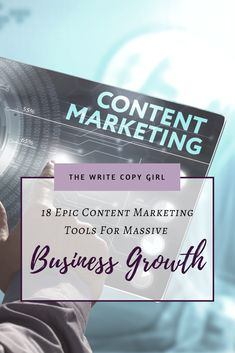 18 Epic Content Marketing Tools For Massive Business Growth http://thewritecopygirl.com/content-marketing-tools/?utm_campaign=coschedule&utm_source=pinterest&utm_medium=Hazel&utm_content=18%20Epic%20Content%20Marketing%20Tools%20For%20Massive%20Business%20Growth #BusinessBlog #AmWriting #BizTips #GirlBoss #Entrepreneur