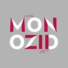 Aux mag - Monozid Album cover
