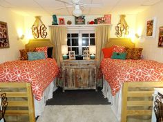 University Alabama Dorm Room College Ideas