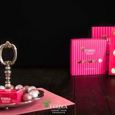 #FERDIA CHOCOLATE Irish Chocolate, Beautiful Gift Boxes, Luxury, Gifts, Handmade, Decor, Favors, Craft, Decorating