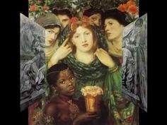 Dante Gabriel Rossetti _  Pre-Raphaelite Painter