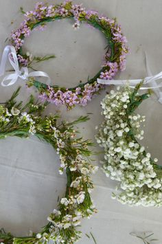 Get Your Besties Together and DIY Some Flower Crowns!