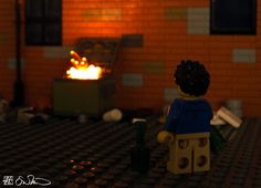 Beholding a raging dumpster fire, the grad student bids a proper farewell to an utter travesty of a year. Writing Challenge, Word Nerd, Lego News, Student Learning, Education, Dumpster Fire, Composition, Twitter, Board