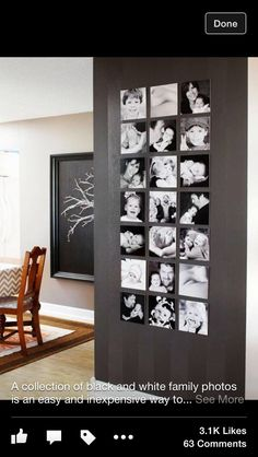 Inexpensive decorating idea