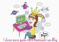 Quer começar um blog? Siga nossas dicas para blogar melhor. ;)