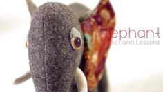 Stuffed Animals - A Book Review & Softies for Mirabel