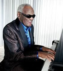 Ray Charles Robinson (September 23, 1930 – June 10, 2004) was an American musician known as Ray Charles (to avoid confusion with champion boxer Sugar Ray Robinson). He was a pioneer in the genre of soul music during the 1950s by fusing rhythm and blues, gospel, and blues styles into his early recordings with Atlantic Records
