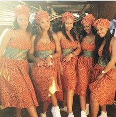 shweshwe,addition set of most recent shweshwe acknowledge been chosen. I hero worship these styles so plentiful and I absitively to apportioning with you. African Bridesmaid Dresses, African Wedding Attire, Simple Bridesmaid Dresses, African Attire, African Dress, Bridesmaids, African Weddings, African Wear, Latest African Fashion Dresses