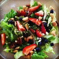Tone It Up - Recipe Profile - Very berries salad