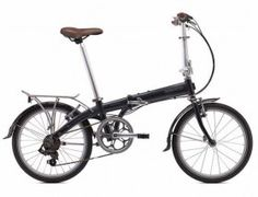 Bickerton Junction 1607 Country folding bike 2014