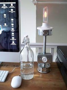 toohunky.com: conduit lamp 2