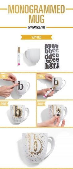 15+ Personalized Coffee Mugs-Check out mug painting ideas For A Splendid Experience