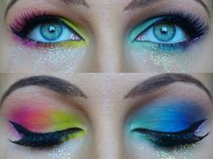 Ya estamos listas para celebrar el gay pride, aquí te dejamos unas ideas de maquillaje y cabello.