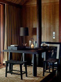 Bora-Bora -Motu-Tane-island-┬®J.P Piter van Christian Liaigre Furniture Dining Table, Home Furniture, Furniture Design, Christian Liaigre, Top Interior Designers, Christen, Home And Living, Living Room, Home Remodeling