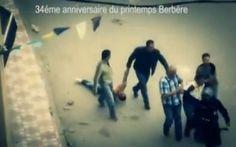 VIDEO. Algérie: violente répression du mouvement berbère en Kabylie