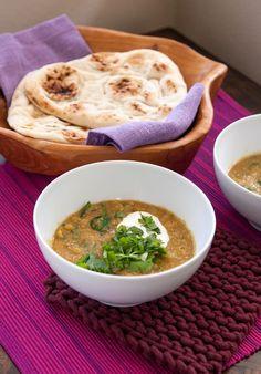 Instant Pot Recipe: Everyday Lentil & Spinach Dal recipe
