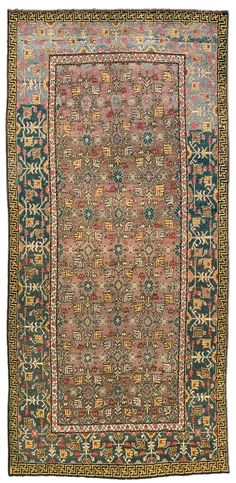 Samarkand Rugs: Sumptuous Style, Ancient Heritage