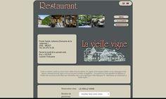 """""""La Vieille Vigne"""" à Argenteau (Belgique) - joli cadre et bon rapport qualité-prix."""