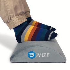 Bovize Foot Rest Cushion for Home and Office, Soft Yet Firm Foam, Ergonomic Footrest Cushion and Back Pillow office accessories Under desk footrest Perfect Image, Perfect Photo, Love Photos, Cool Pictures, Back Pillow, Foot Massage, Office Accessories, Bearpaw Boots, Foot Rest