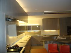 Contemporary kitchen 3.