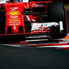 #enlapistadotcom #Repost @scuderiaferrari Let's tiptoe. #HungarianGP #ScuderiaFerrari #Kimi7 #RedSeason #F1 #Ferrari #PrancingHorse #SF16H