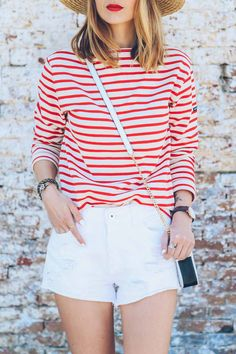 74ef51763ef White Denim Outfit Ideas For Spring - Poor Little It Girl