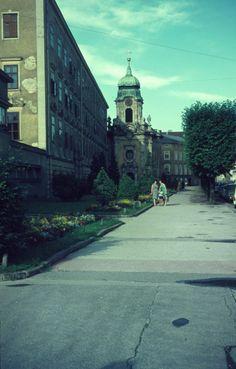 1966, Strasse??? Austria, Holland, Street View, Linz, Historical Pictures, The Nederlands, The Netherlands, Netherlands