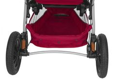 Chicco Activ3 Storage Basket  Review: http://bestqualitystrollers.com/chicco-activ3-jogging-stroller-review/