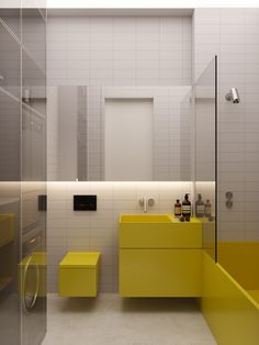 51 Modern Bathroom Design Ideas Plus Tips On How To Accessorize Yours : 51 Modern Bathroom Design Ideas Plus Tips On How To Accessorize Yours HomeDecorInspiration homedecor homeinspiration furniture decor bedroom decorationideas homefurnishing inspiringho Modern Bathrooms Interior, Modern Bathroom Design, Bathroom Interior Design, Washroom Design, Toilet Design, Modern Design, Bad Inspiration, Bathroom Inspiration, Apartment Interior Design