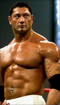 CHOOSE YOUR SIZE FREE P+P Dave Bautista Poster WWE Muscle MMA Batista Spectre
