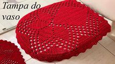 Baby Alive, Crochet Hats, Bathroom Ensembles, Youtube, Beauty, Crochet Carpet, Crochet Skull, Crochet Gloves, Bathroom Crafts