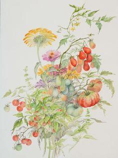 Il blog di dilloconunfiore: 15 aprile 13 maggio 2013 nuova mostra di Gianna Tuninetti