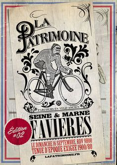 7 septembre 2012 – The Good Old Dayz Cycling Art, Good Old, Cool Stuff, Composition, Google, Poster, Veils, Electric Bicycle, Vintage Cycles