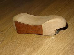 Maple Bottle Opener with Sapele Scales, Made By Joe Lancaster