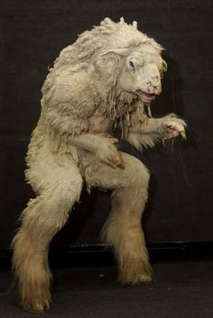 Weresheep from the movie Black Sheep You've been Baaaaad! Stilt Costume, Centaur Costume, Easter Bunny Costume, Arte Horror, Cryptozoology, Arte Pop, Character Costumes, Fursuit, Halloween Cosplay