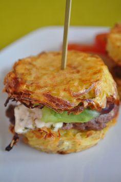 hamburger patate