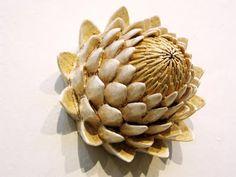 Carla da Cruz ceramic protea