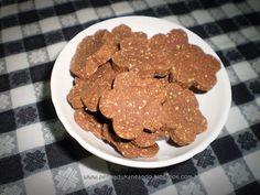 Emagrecer? Eu consegui!: Biscoitos de chocolate com aveia