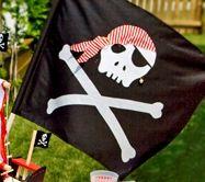 TUTORIAL: PIRATE FLAG