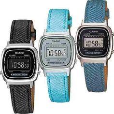 beef88bcb1f7  reloj dama  casio  retro  vintage la670 plata - cfmx  Mercadolibre