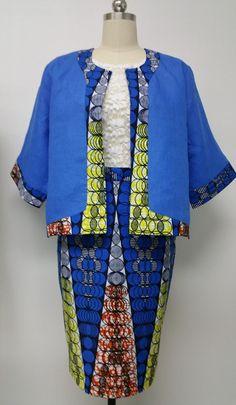 Women's Skirt and Top. Womens Clothing. Handmade by NanayahStudio