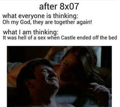 Castle Quotes, Together Again