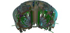 Nuclear Fusion: the 48 elements of the ITER magnet system will generate a magnetic field 200,000 times higher than Earth.