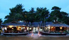 To do list #4 Koh Phangan: Fisherman's Restaurant & Bar