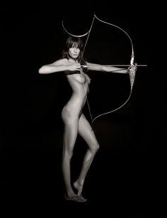 Pirelli Calendar (2011) - photographer Karl Lagerfeld