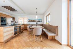 Ein Haus, in een groot deel van de tijd Küchen Design, Interior Design, Mountain Cottage, Slow Living, Cuisines Design, Diy Garden Decor, My House, Sweet Home, Indoor